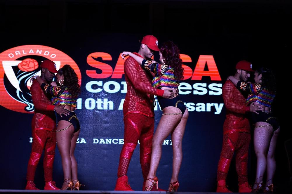 La Fuerza Dance Company