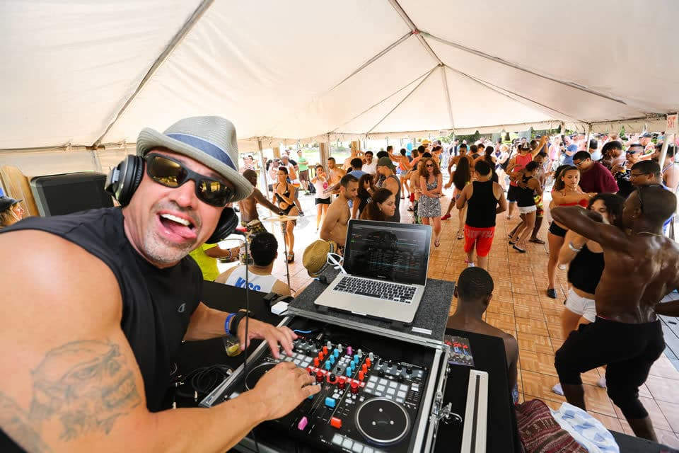 Official Orlando Salsa Congress Pool Party