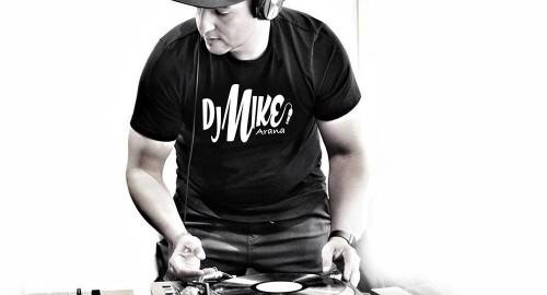 DJ Mike Arana